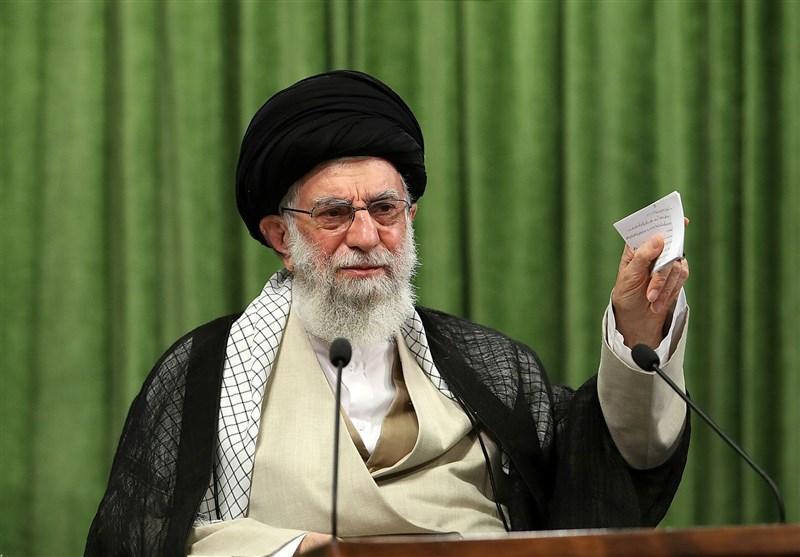 آیت الله خامنه ای: به مشکلات خوزستان رسیدگی کنید