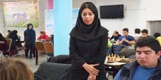 ماجرای مهاجرت شهره بیات داور شطرنج + عکس