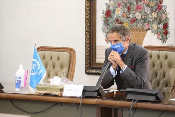 سفر رافائل گروسی به تهران؛ نتیجه پافشاری ایران بر حق قانونی خود