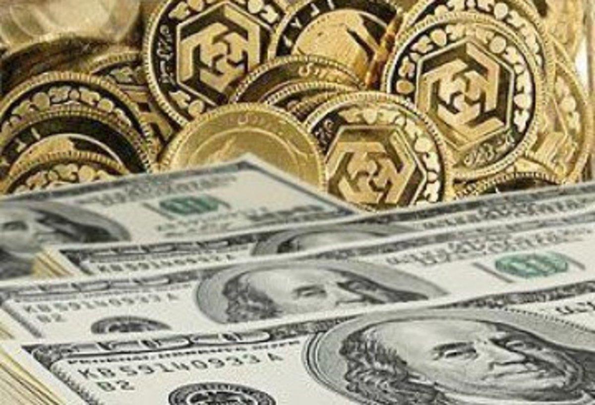 قیمت روز طلا قیمت سکه قیمت ارز نرخ دلار امروز جمعه ۱۳ تیرماه ۹۹+ جدول