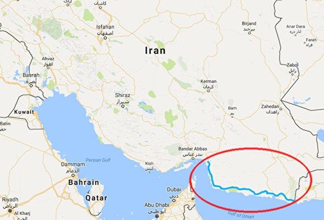 مخاطرات توسعه سواحل مکران برای آینده ایران