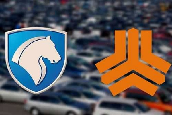 تغییرات قیمت خودرو سایپا و قیمت خودرو ایران خودرو شنبه 3 آبان