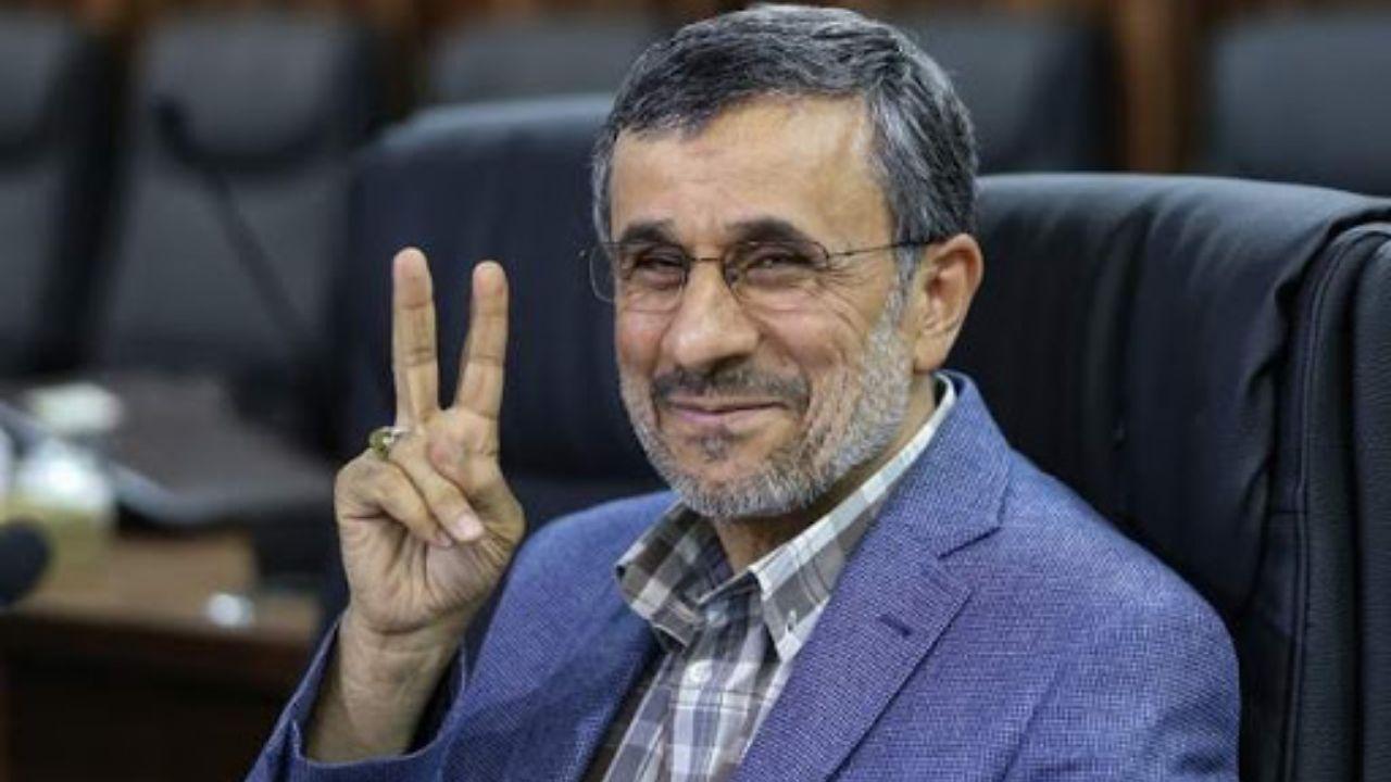 احمدی نژاد نامزد انتخابات ریاست جمهوری ۱۴۰۰