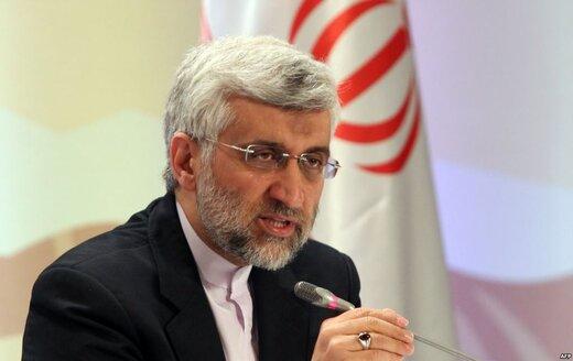 جلیلی نامزد انتخابات ریاست جمهوری ۱۴۰۰