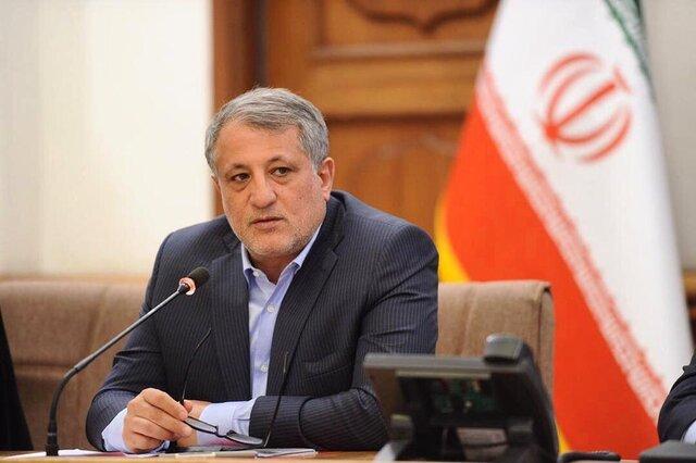 محسن هاشمی نامزد انتخابات ریاست جمهوری ۱۴۰۰