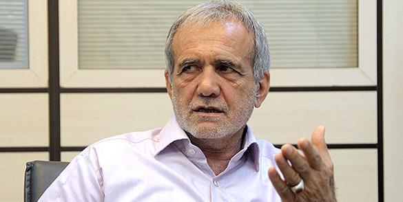 پزشکیان نامزد انتخابات ریاست جمهوری ۱۴۰۰