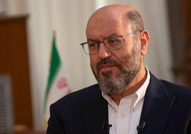 حسین دهقان نامزد انتخابات ریاست جمهوری ۱۴۰۰