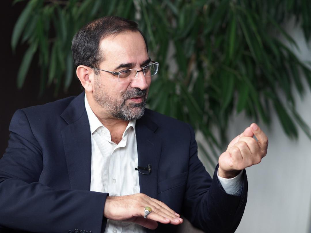 محمود عباسی نامزد انتخابات ریاست جمهوری ۱۴۰۰