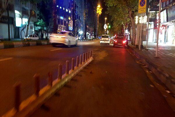 لغو منع تردد شبانه در روز انتخابات