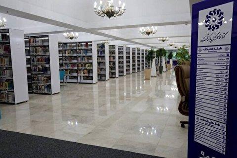 277025 447 - شروع فعالیت کتابخانههای عمومی تهران برای امانت کتاب