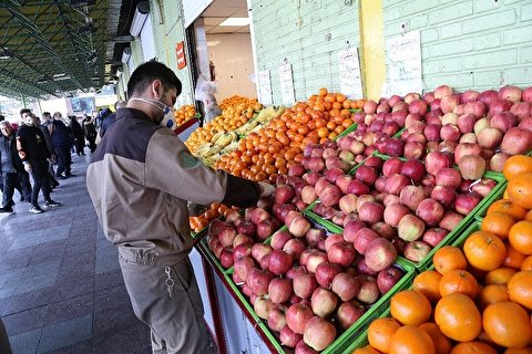 کاهش قیمت ۸ قلم میوه و صیفی در میادین میوه + قیمت جدید